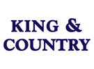 King & Country products